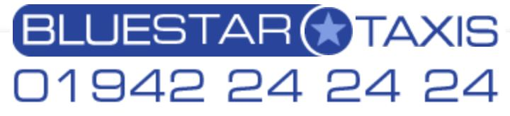 Bluestar Taxis: Always raising the standard